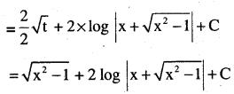 2nd PUC Maths Question Bank Chapter 7 Integrals Ex 7.4.21