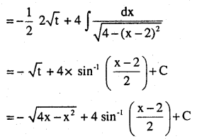 2nd PUC Maths Question Bank Chapter 7 Integrals Ex 7.4.26