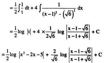 2nd PUC Maths Question Bank Chapter 7 Integrals Ex 7.4.29