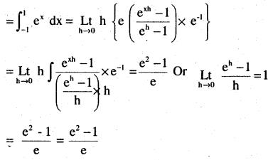 2nd PUC Maths Question Bank Chapter 7 Integrals Ex 7.8.6