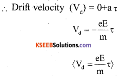 2nd PUC Physics Model Question Paper 1 with Answers 12