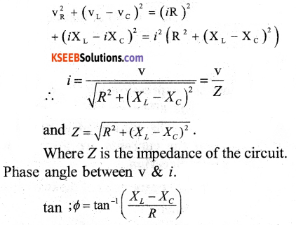 2nd PUC Physics Model Question Paper 3 with Answers 22