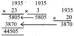 KSEEB Solutions for Class 5 Maths Chapter 1 Multiplication 45