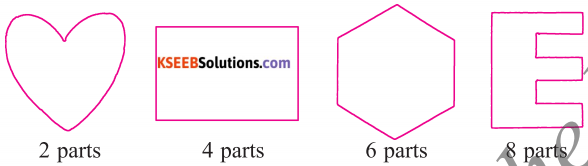 KSEEB Solutions for Class 5 Maths Chapter 5 Fractions 2