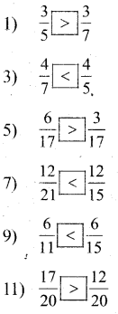 KSEEB Solutions for Class 5 Maths Chapter 5 Fractions 35