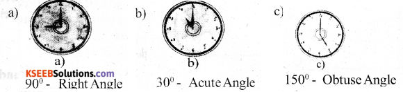 KSEEB Solutions for Class 5 Maths Chapter 6 Angles 17