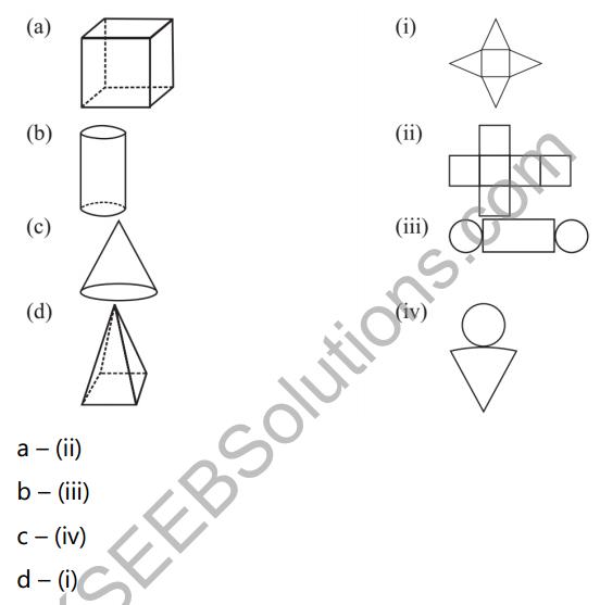KSEEB Solutions for Class 7 Maths Chapter 15 Ghanakrutigalu Ex 15.1 5