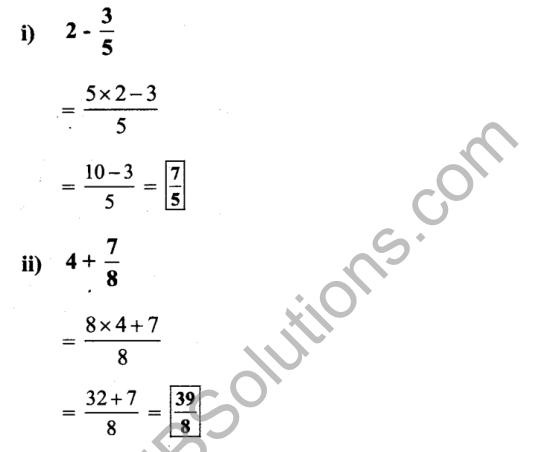 KSEEB Solutions for Class 7 Maths Chapter 2 Bhinnarashigalu Mattu Dasamansagalu Ex 2.1 1