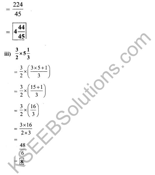 KSEEB Solutions for Class 7 Maths Chapter 2 Bhinnarashigalu Mattu Dasamansagalu Ex 2.3 8