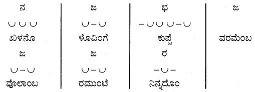 Karnataka Board SSLC Kannada Question Paper June 2018 3