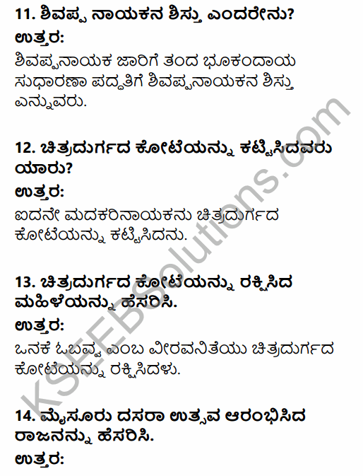 2nd PUC History Question Bank Chapter 5 Medieval Period in Kannada 81