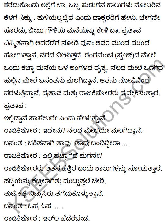 बसंत की सच्चाई Summary in Kannada 8