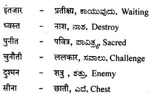 मेरा देश, मेरी माँ Summary in Kannada 4