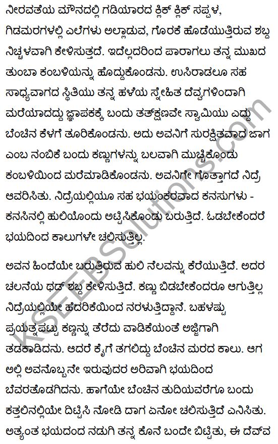 A Hero Summary in Kannada 5