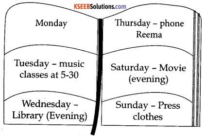 KSEEB Solutions for Class 9 English Prose Chapter 3 The Portrait of a Lady 1