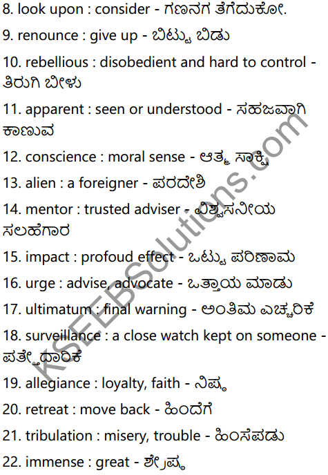 A Tribute to Netaji Summary in Kannada 6