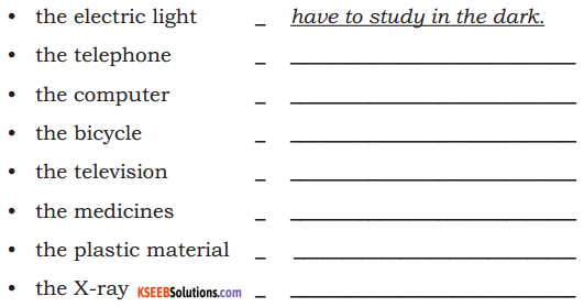 KSEEB Solutions for Class 6 English Prose Chapter 1 The Lighthouse 1