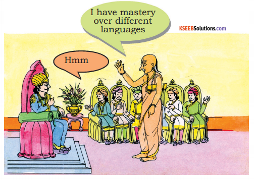 KSEEB Solutions for Class 6 English Prose Chapter 2 The Scholar's Mother Tongue 7