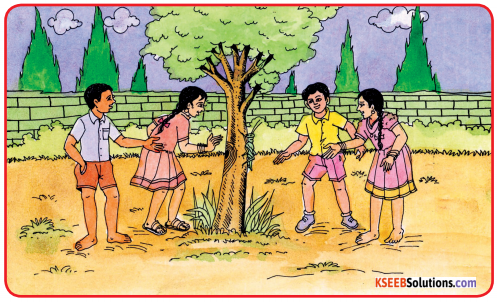 KSEEB Solutions for Class 6 English Prose Chapter 5 A Chat with a Grasshopper 7