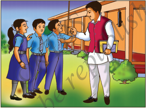 KSEEB Solutions for Class 7 Hindi Chapter 2 अध्यापक और विद्यार्थी 2