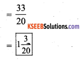 KSEEB Solutions for Class 7 Maths Chapter 2 Fractions and Decimals Ex 2.3 17