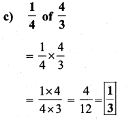 KSEEB Solutions for Class 7 Maths Chapter 2 Fractions and Decimals Ex 2.3 3