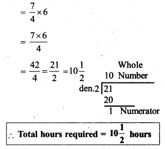 KSEEB Solutions for Class 7 Maths Chapter 2 Fractions and Decimals Ex 2.3 45