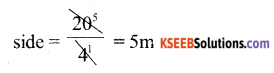 KSEEB Solutions for Class 6 Maths Chapter 10 Mensuration Ex 10.1 25