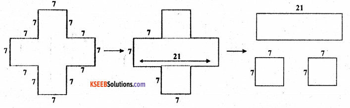KSEEB Solutions for Class 6 Maths Chapter 10 Mensuration Ex 10.3 57
