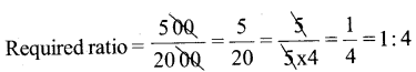 KSEEB Solutions for Class 6 Maths Chapter 12 Ratio and Proportion Ex 12.1 58