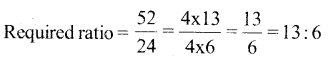 KSEEB Solutions for Class 6 Maths Chapter 12 Ratio and Proportion Ex 12.1 76