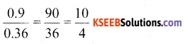 KSEEB Solutions for Class 6 Maths Chapter 12 Ratio and Proportion Ex 12.2 281