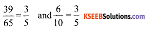 KSEEB Solutions for Class 6 Maths Chapter 12 Ratio and Proportion Ex 12.2 46