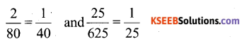 KSEEB Solutions for Class 6 Maths Chapter 12 Ratio and Proportion Ex 12.2 47
