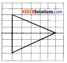 KSEEB Solutions for Class 6 Maths Chapter 13 Symmetry Ex 13.2 11