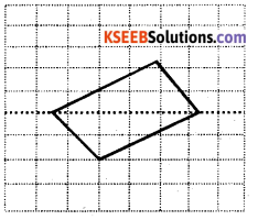 KSEEB Solutions for Class 6 Maths Chapter 13 Symmetry Ex 13.2 13