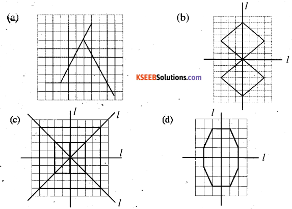 KSEEB Solutions for Class 6 Maths Chapter 13 Symmetry Ex 13.2 171