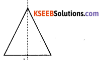 KSEEB Solutions for Class 6 Maths Chapter 13 Symmetry Ex 13.2 8