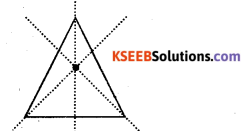 KSEEB Solutions for Class 6 Maths Chapter 13 Symmetry Ex 13.2 9