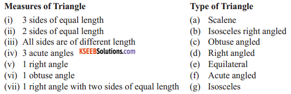 KSEEB Solutions for Class 6 Maths Chapter 5 Understanding Elementary Shapes Ex 5.6 20