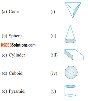KSEEB Solutions for Class 6 Maths Chapter 5 Understanding Elementary Shapes Ex 5.9 1