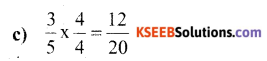 KSEEB Solutions for Class 6 Maths Chapter 7 Fractions Ex 7.3 5