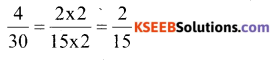 KSEEB Solutions for Class 6 Maths Chapter 7 Fractions Ex 7.4 66