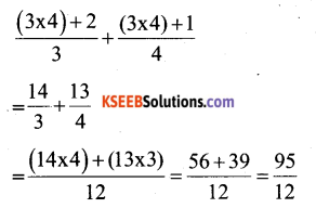 KSEEB Solutions for Class 6 Maths Chapter 7 Fractions Ex 7.6 251