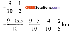 KSEEB Solutions for Class 6 Maths Chapter 7 Fractions Ex 7.6 37
