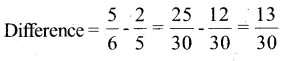 KSEEB Solutions for Class 6 Maths Chapter 7 Fractions Ex 7.6 40