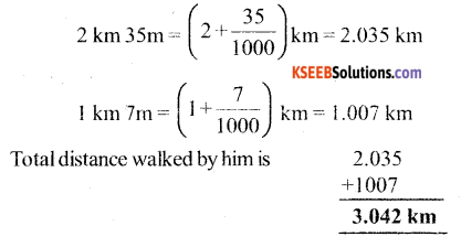 KSEEB Solutions for Class 6 Maths Chapter 8 Decimals Ex 8.5 20