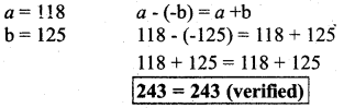 KSEEB Solutions for Class 7 Maths Chapter 1 Integers Ex 1.1 29