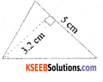 KSEEB Solutions for Class 7 Maths Chapter 11 Perimeter and Area Ex 11.2 57