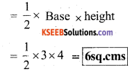KSEEB Solutions for Class 7 Maths Chapter 11 Perimeter and Area Ex 11.2 60